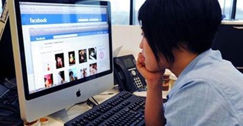 Hãy từ bỏ Facebook khi đang làm việc để không bị mất tập trung (Ảnh minh họa)
