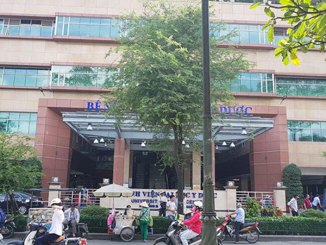 Bệnh viện đại học Y Dược TP.HCM cơ sở 1